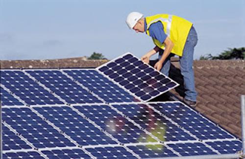 Paneles solares fotovoltaicos everblue tm paneles solares en lima paneles solares - Paneles solares para abastecer una casa ...